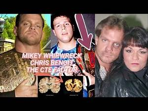 ECW LEGEND SHOWING SIGNS OF CTE - LOOKING BACK ON THE CHRIS BENOIT MURDERS & THE CTE FACTOR
