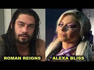 10 Current WWE Wrestlers Older Than You Thought - Roman Reigns, Alexa Bliss & more