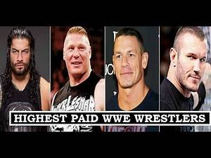Top 5 Highest Paid WWE Superstars Salary 2020. Revealed Debut Salary
