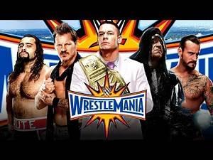 WWE 2K17 Story - John Cenas Final Bow? ☀ Wrestlemania 33 ☀ - Ep.32