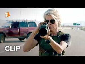 Terminator: Dark Fate Movie Clip - Sarah's Entrance (2019)   Movieclips Coming Soon
