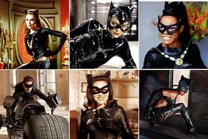 Which of these 6 actresses was the purr-fect Catwoman?