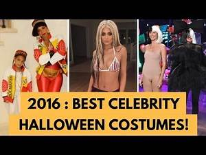BEST Celebrity Halloween Costumes of 2016! | Hollywire