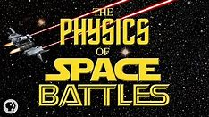 Anime space battles