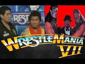 Mid-Card Mania: WrestleMania VII