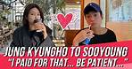 """Fans have Just Spotted Adorable """"Real Couple"""" Interaction of Jung Kyungho and Sooyoung on Instagram"""
