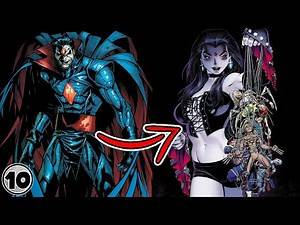 Top 10 Super Villains Who Have Changed The Most
