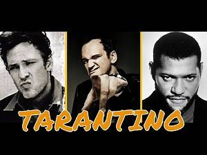 TARANTINO on how M. Madsen & L. Fishburne dropped out of PULP FICTION