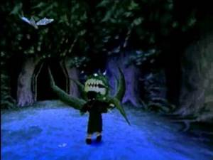Harry Potter and the Sorcerer's Stone PS1 Trailer