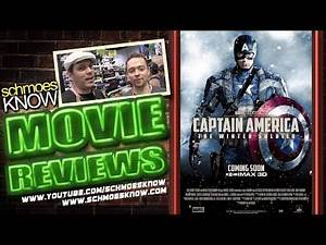 Captain America: The Winter Soldier review (Schmoes Know)