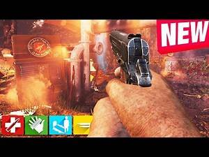 """""""NEW"""" CALL OF DUTY WW2 ZOMBIE DEFENCE SURVIVAL MAP! (CoD: Custom Zombies)"""