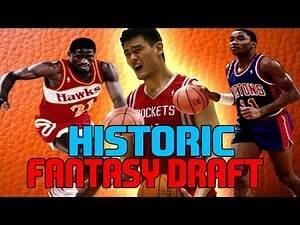 NBA 2K17   HISTORIC FANTASY DRAFT REBUILD   A HUGE UPSET!   KOT4Q