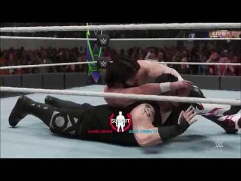WWE 2K19   All Finishers