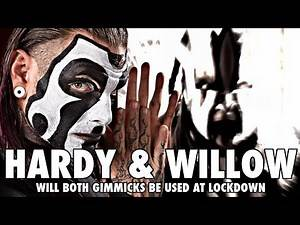 TNA Willow the Wisp and Jeff Hardy at Lockdown? (Impact 20/02/2014)