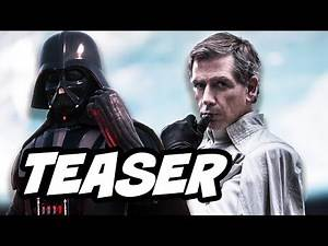 Star Wars Rogue One Darth Vader Teaser Breakdown