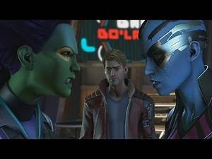 GUARDIANS OF THE GALAXY TELLTALE EPISODE 3 Trailer