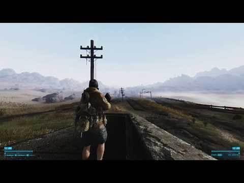 Fallout New Vegas Mods: Best Visual Set Up 2017