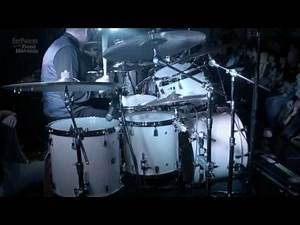 Chad Smith & Steve White - Drum Battle - UK Drum Clinic Dec 2016