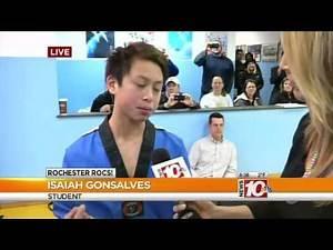 Rochester ROCs - Best Martial Arts Studio 2015 - Master Kim's Taekwondo Institute - 2