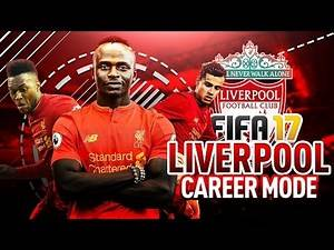 FIFA 17 Liverpool Career Mode: BEST GOALS OF SEASON 1 SPECIAL COMPILATION - 2 TROPHIES!!
