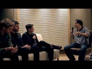 Chatting With Foster the People