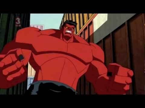 The great quotes of: Red Hulk