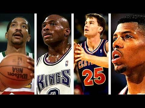 Top 10 Most Forgotten NBA Stars of All Time