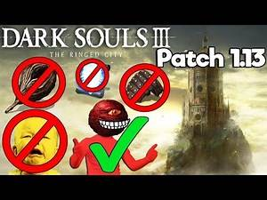 Dark Souls 3 New DLC Patch Notes - NEW PvP Arena, Changes To Matchmaking, Buffs For Invaders & MORE!