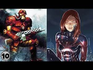 Top 10 Marvel Characters You've Never Heard Of