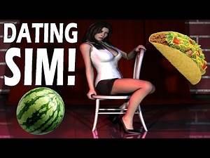 Alcohol, Melons, & Tacos! - ArianeB Dating Sim #4!