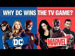 Top Reasons Why DC Shows Are Better Than Marvel Shows