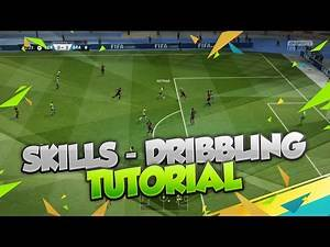 FIFA 16 BEST SKILL MOVE TO USE WHEN FACING THE DEFENDER - BEST SKILLS TO DO INSIDE THE BOX -TUTORIAL