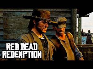 Red Dead Redemption - Stranger Mission #16 - The Prohibitionist (Xbox One X)
