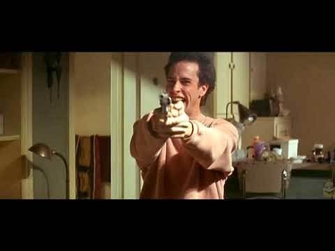 Pulp Fiction (1994) The Hand Cannon Scene
