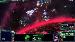 Do you like Lasers? Star Battle (Starcraft 2 custom map)