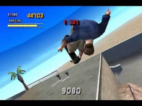 Tony Hawk's Pro Skater 1 And 2 Top 5 Maps