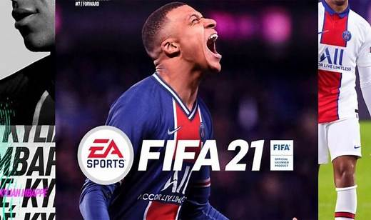 FIFA 21 trailer starring Kylian Mbappé released by EA Sports
