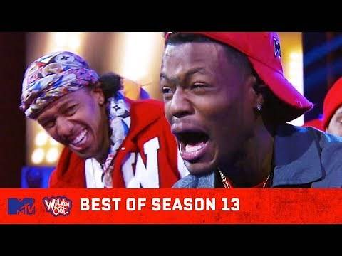 Best Of Season 13 | Most Shocking Funniest Moments ft. Our Best Guests & More 🙌 Wild 'N Out