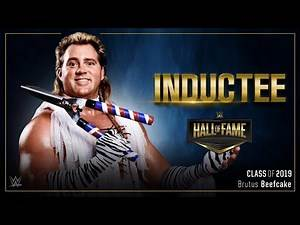 Brutus 'The Barber' Beefcake To Be Inducted Into 2019 WWE Hall Of Fame