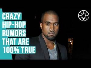 Crazy Hip-Hop Rumors You Won't Believe Are True