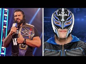 Roman Reigns Awesome Stable...Dominik Mysterio Mask...WWE Fans Rip Carmella...Wrestling News