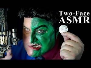 Two-Face Batman Gotham ASMR