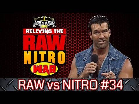 """Raw vs Nitro """"Reliving The War"""": Episode 34 - May 27th 1996"""