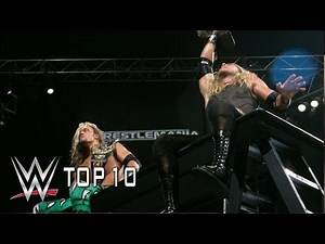 Greatest World Tag Team Championship Victories - WWE Top 10