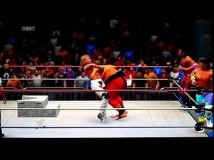 Diesel, Hulk Hogan and Shawn Michaels VS Razor Ramon, Yokozuna and Marty Jannetty