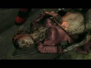 Batman Arkham Knight - The Death of Poison Ivy?