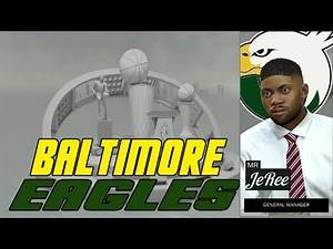 NBA 2K17 MyGM Expansion | Baltimore Eagles | Cleaning Things Up, New Roster Ep.2 | KOT4Q