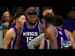NBA 2K17 Kings MyGM | The Top Team in the West Makes Me Play Like A Potato