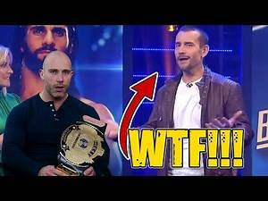 CM Punk Returns To WWE | EVERY FAN'S REACTION!!!