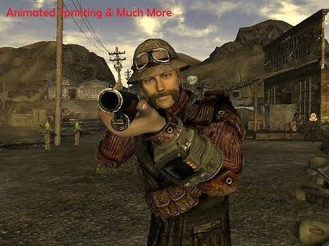 Fallout New Vegas Solid Project Mod Updated 2018 (currently down for some reason)